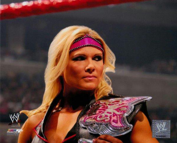 WWE Divas Champion Beth Phoenix