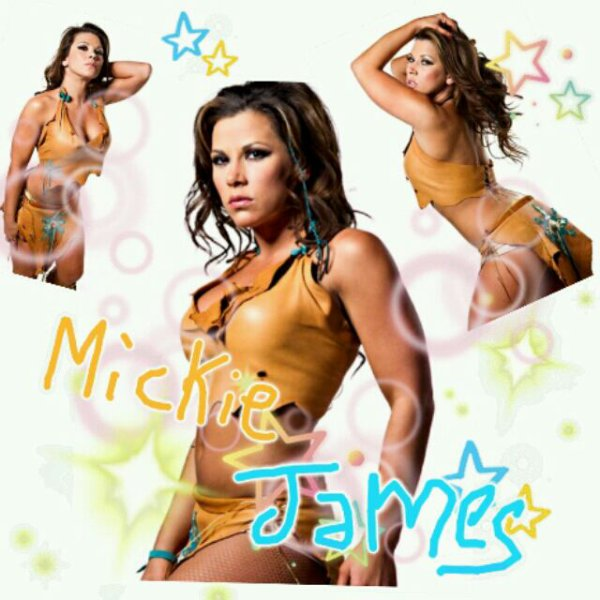 New Créa Mickie James