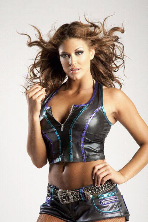 The Beautiful WWE Divas and TNA Knockouts