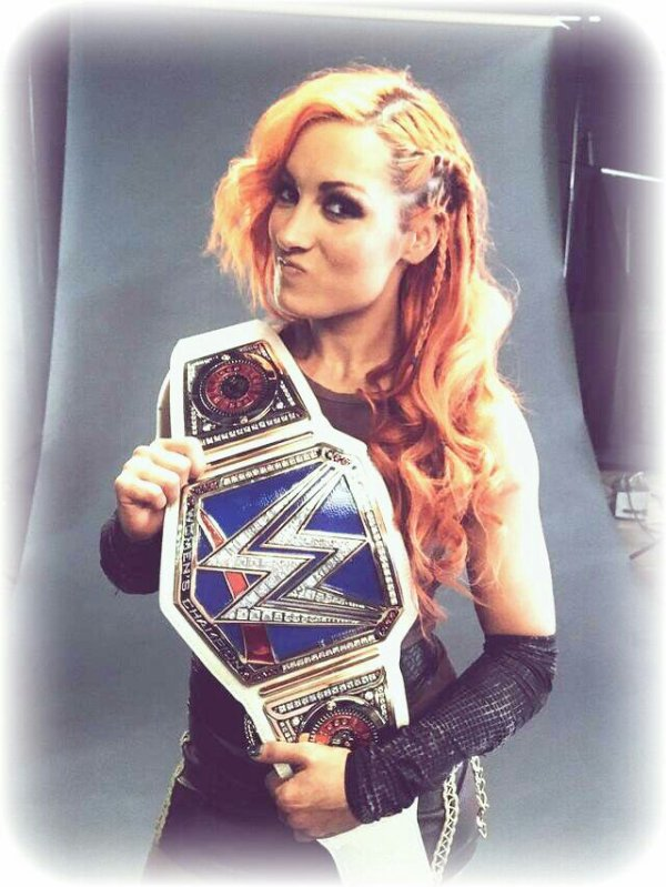 The First WWE SmackDown Women's Champion.