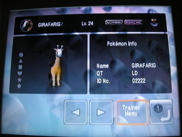 girafarig sh pr