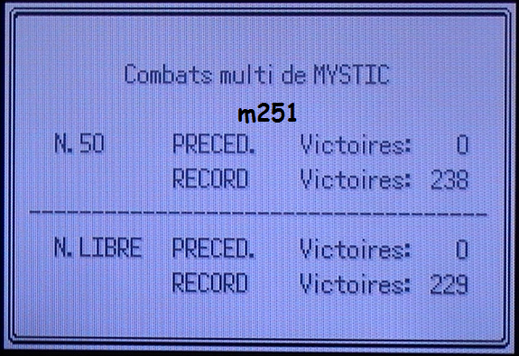 3 - Tour de Combat (Emeraude)