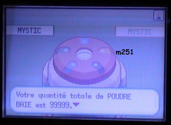 99 999 Poudre Baie