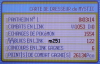 Trainer Card Pokémon Emerald - 04/16/2011
