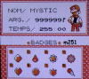 Trainer Card Red