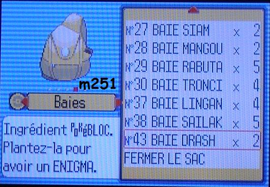Event e-Reader Pokémon Rubis & Saphir - Baie Drash