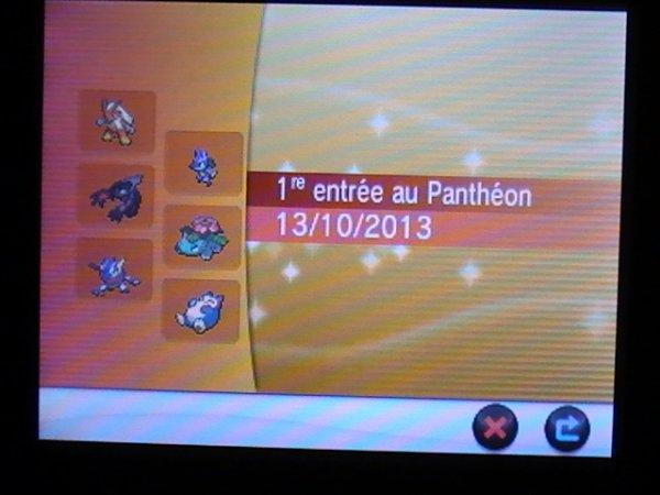 1er Panthéon