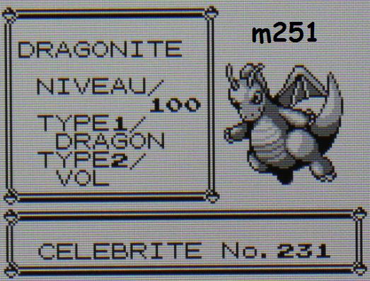 Périple Pokémon RBJ VC 3DS