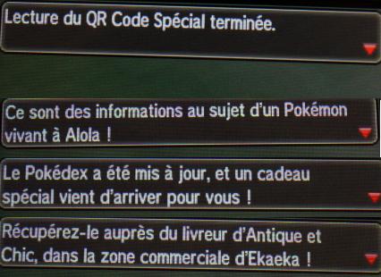 Pokémon Soleil & Lune  1/3
