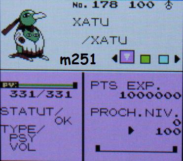 Périple Pokémon OA VC 3DS  1/2