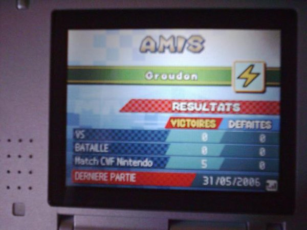 MKDS - Match VS Groudon