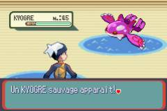 kyogre shiney sur emul
