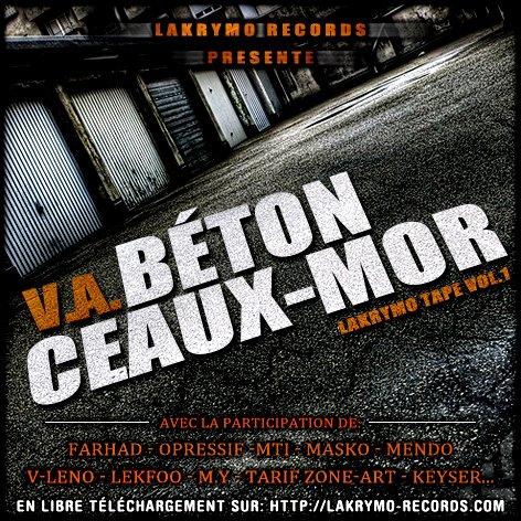 Lakrymo-Tape Vol. 1 - Béton Ce / J'Finirai (2012)