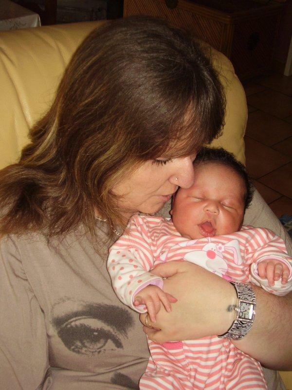 shaina je t'aime maman