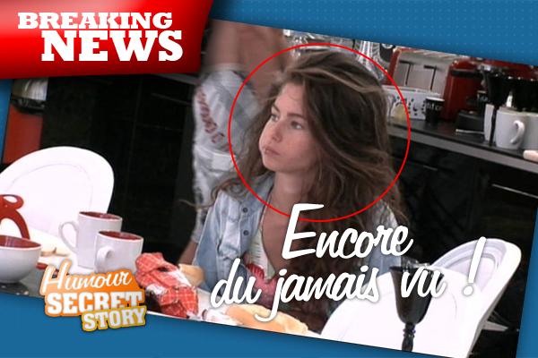 Breaking News : Les pires têtes sont dans Secret Story !