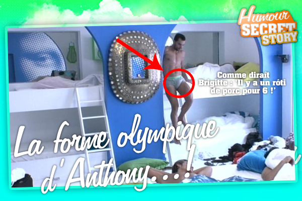 Anthony et sa trompe