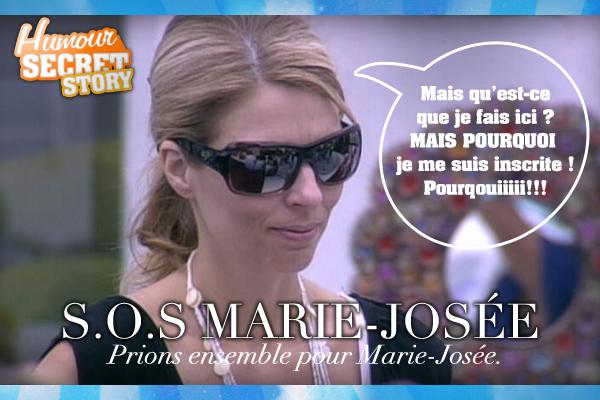 Fondation Marie-Josée, prions