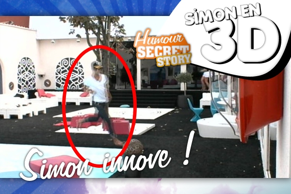 Simon, le film : EN 3D !