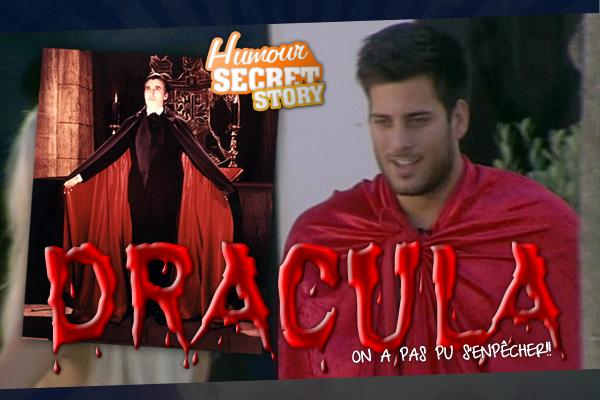 Après Scream, voici Dracula.