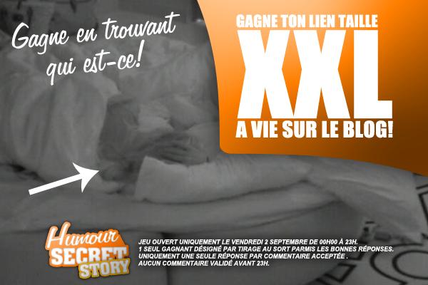 JEU DU VENDREDI / Gagne ton lien taille XXL !