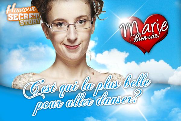 """""""Marie bien-sûr !"""" - N°1"""