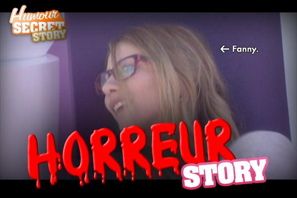 Horreur Story N°1 - Une créature venue d'ailleurs...