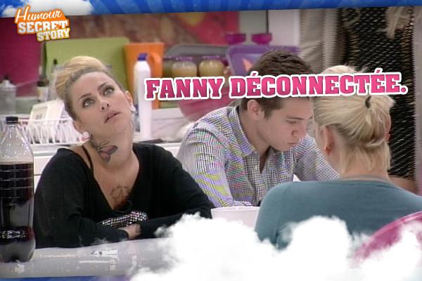 Fanny est partie.