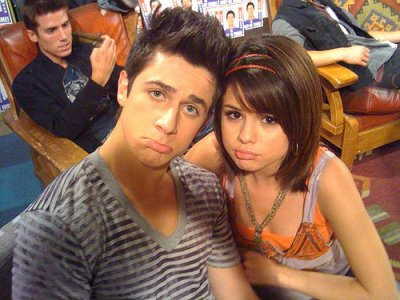 Selena Gomez et David Henrie...