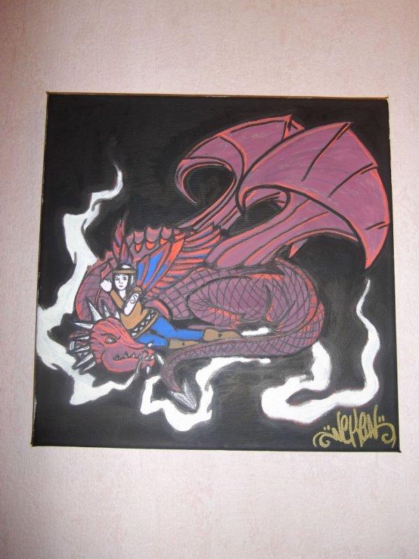 dragon neken tableau