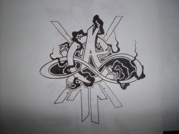 anarchi by neken graff ou tattoo