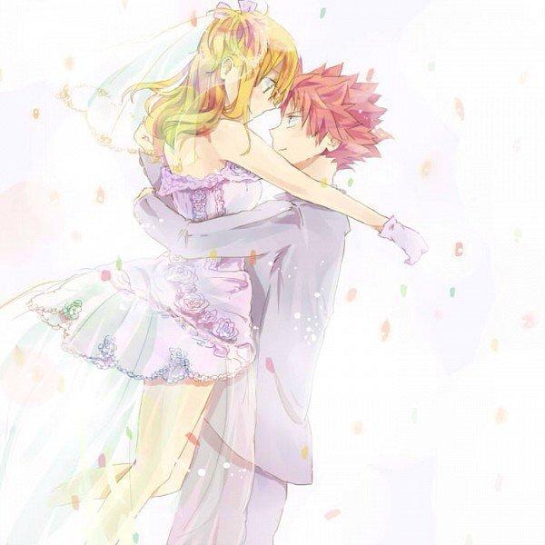 OS N°4 Mon mariage <3