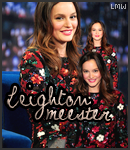 Photo de Leighton-Meester-Web