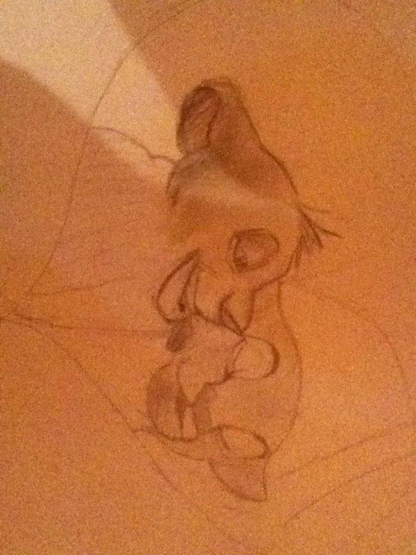 Simba and Nala <3
