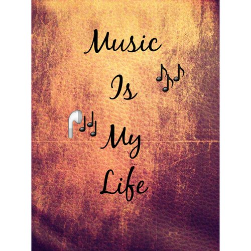 Musique is my life