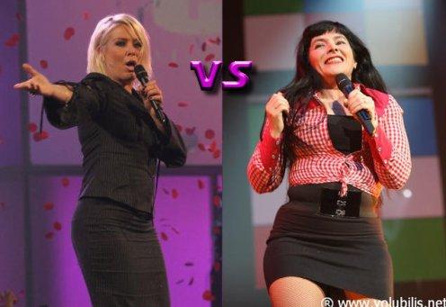 Luna parker VS Kim Wilde