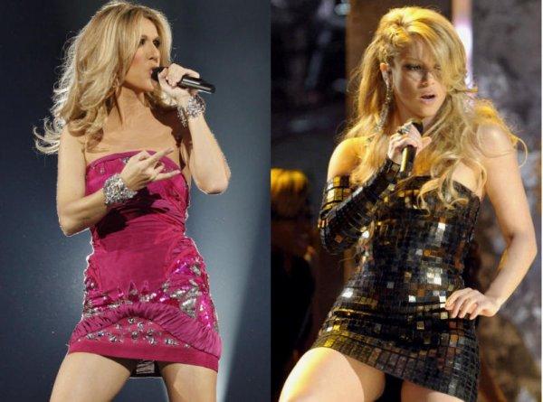 Céline Dion VS Shakira