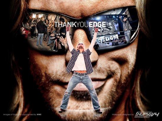 "Adam Copeland aka ""EDGE"" petit resumé sur sa carrière !"