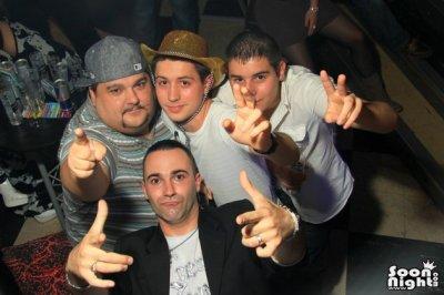 Thomas , Dimitri , Mister Kingsize et Tj Soundz