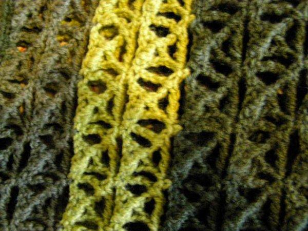 Square sweater