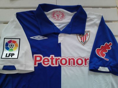 Maillot Domicile Athletic Club I. Martínez