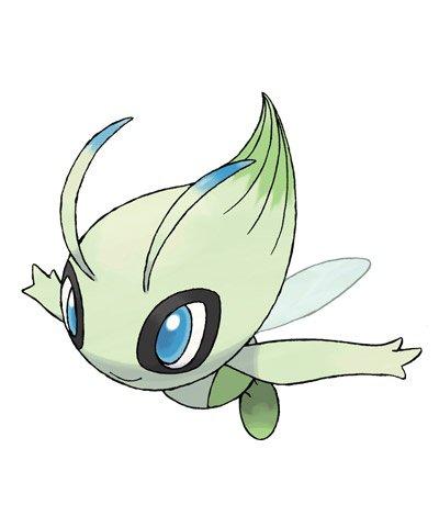 Recevez un Pokémon spécial