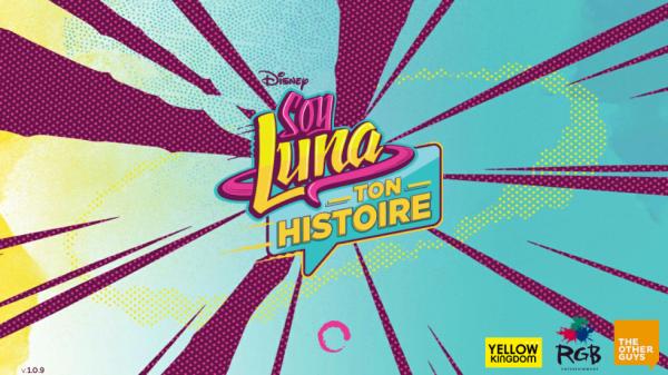 Soy Luna- Ton histoire, le jeu Disney