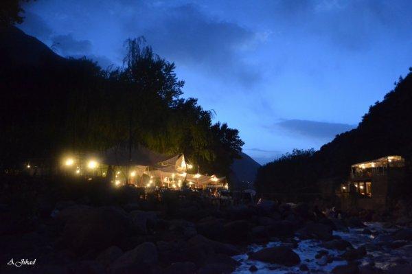 Ourika un soir d'été