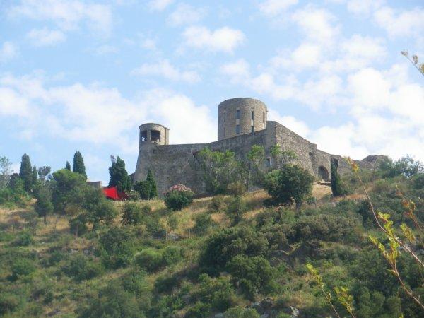 Château de Collioure !!!