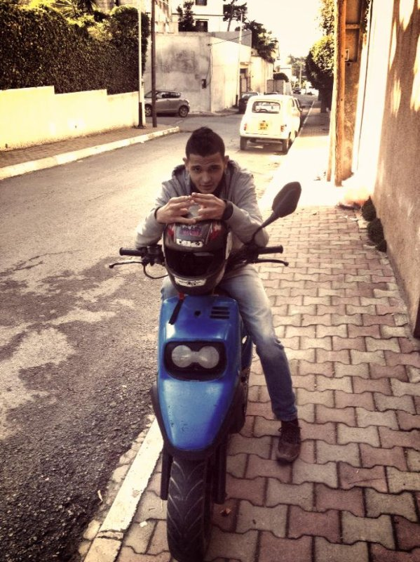 la moto des stroumphe tmtc ~#C#~