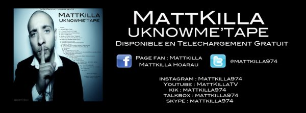 Contact MattKilla
