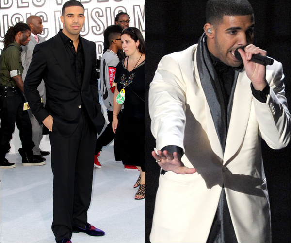 Drake New : New Drake au video music awards! .