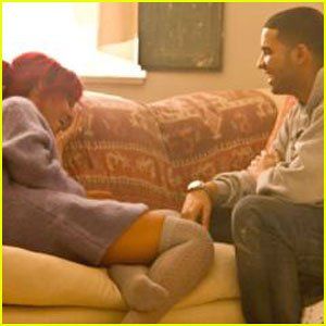 Drake New : New  Drizzy sur le tournage de What's my name feat Rihanna  .