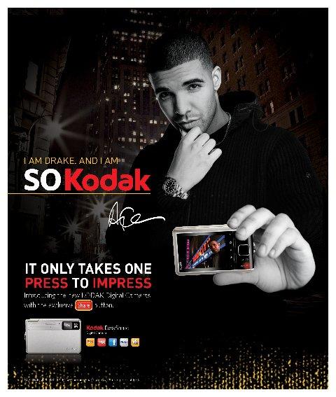 Drake New : New   Drake pour So Kodac! .