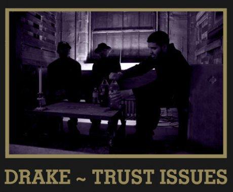 """Drake : un nouveau son """"Trust Issues"""" en écoute iici"""